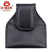 Omin smart powder bag gun powder bag snooker chocolate bag chocolate powder bag billiard bar accessories pool rod supplies