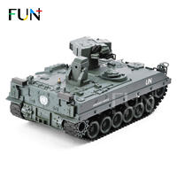 Independent suspension damping 1:20 electric remote control tank armored chariot model simulation crawler children's military toy