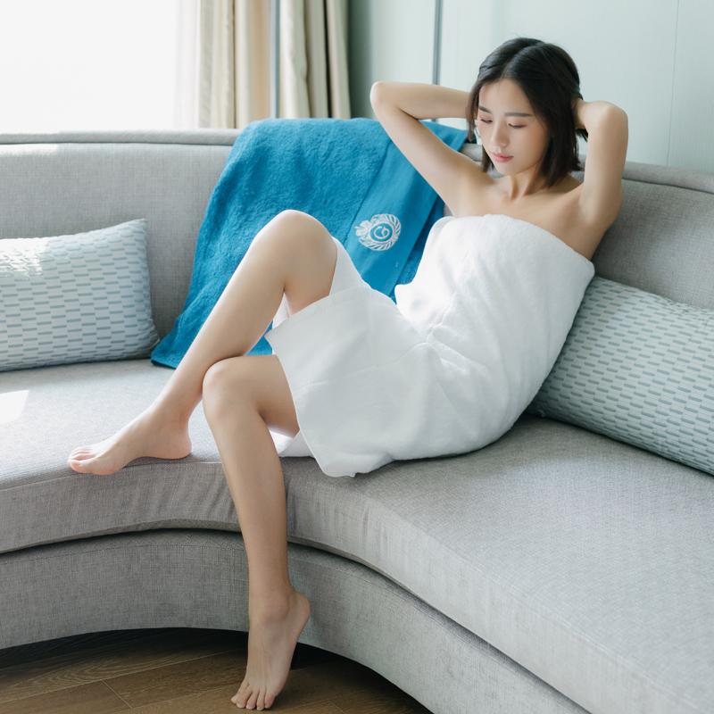 天歌五星级酒店纯棉成人加厚加大柔软吸水情侣男女大号浴巾定制