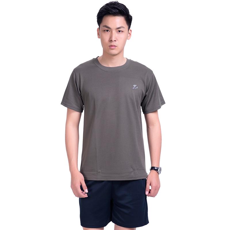 体能训练服 07正品套装海魂衫迷彩短袖男T恤夏季速干军迷16体能服
