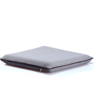 爱之舟夏季椅子坐垫网眼透气办公室汽车坐垫记忆棉座垫加厚餐椅垫