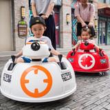 兒童電動車摩托車四輪