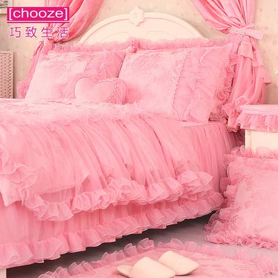 婚床四件套全棉