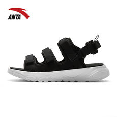 79b937fba1c Anta men s shoes sandals 2019 new spring cool lightweight Velcro beach  shoes casual shoes slippers authentic