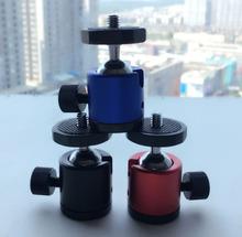 微型相机球型投影仪专业Q29小云台 球形万向微投 彩色金属 小云台