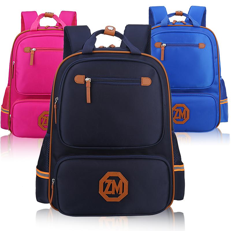 书包小学生男女生1-3-6年级儿童背包6-12周岁一年级双肩背包