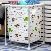折叠脏衣篓储物桶大号脏衣服收纳筐布艺家用洗衣篮 索尔诺脏衣篮图片