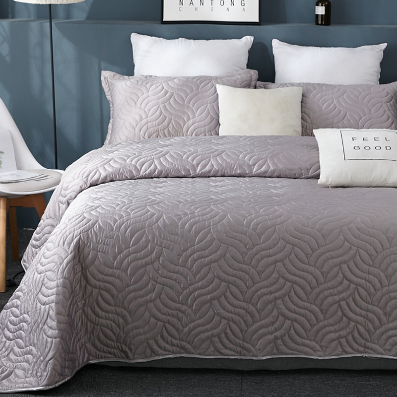 欧式奢华高档床盖