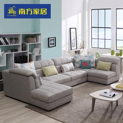 客厅家具u组合沙发品牌资讯