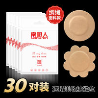 Antarctic disposable nipple anti-bump nipple paste invisible breathable ultra-thin chest stickers men's female swimming areola stickers