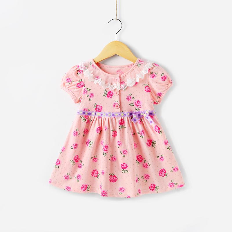夏季女宝宝裙子