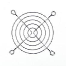 8厘米金属防护网 8CM铁网 8025风扇网罩 机箱机柜防护罩
