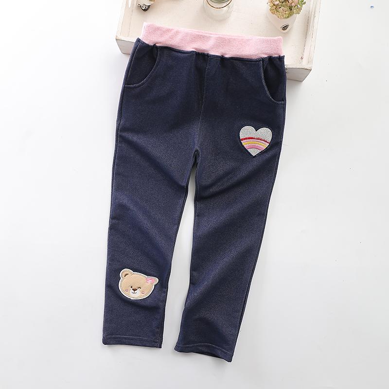 小熊童棉褲