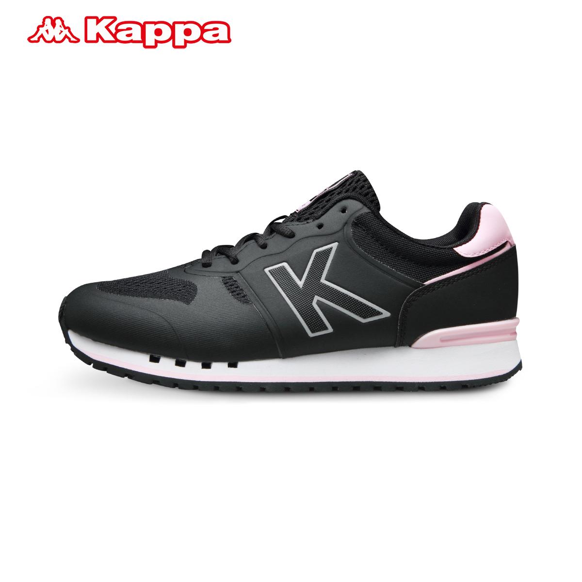 背靠背Kappa卡帕 女款运动鞋透气休闲鞋 女子复古透气K0725MM55D