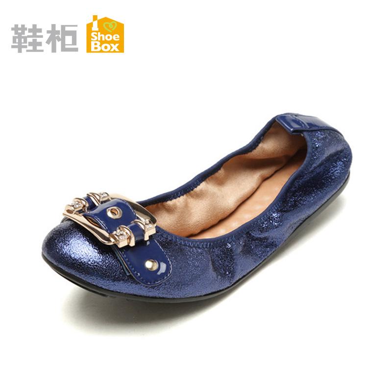 达芙妮秋季平底鞋