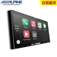 阿尔派alpine 智能车机iLX-107 Wi-Fi版CarPlay 7英寸导航