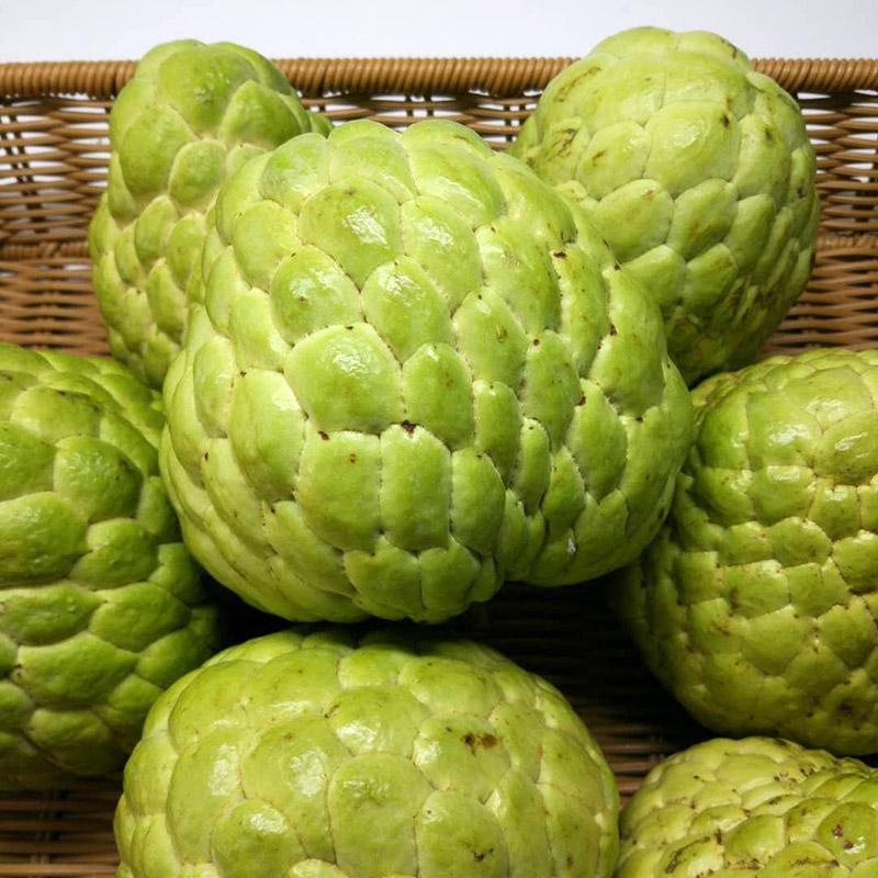 泰国进口释迦果3斤5A大果新鲜孕妇水果大目释迦番荔枝佛头果包邮