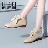 新品休闲短靴