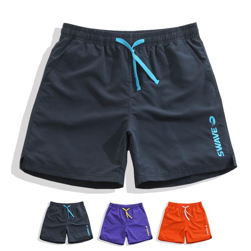 精神沙滩运动裤