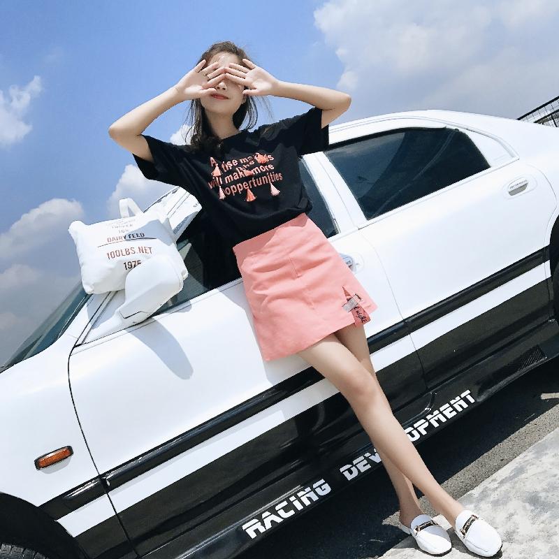 韩版套装裙宽松