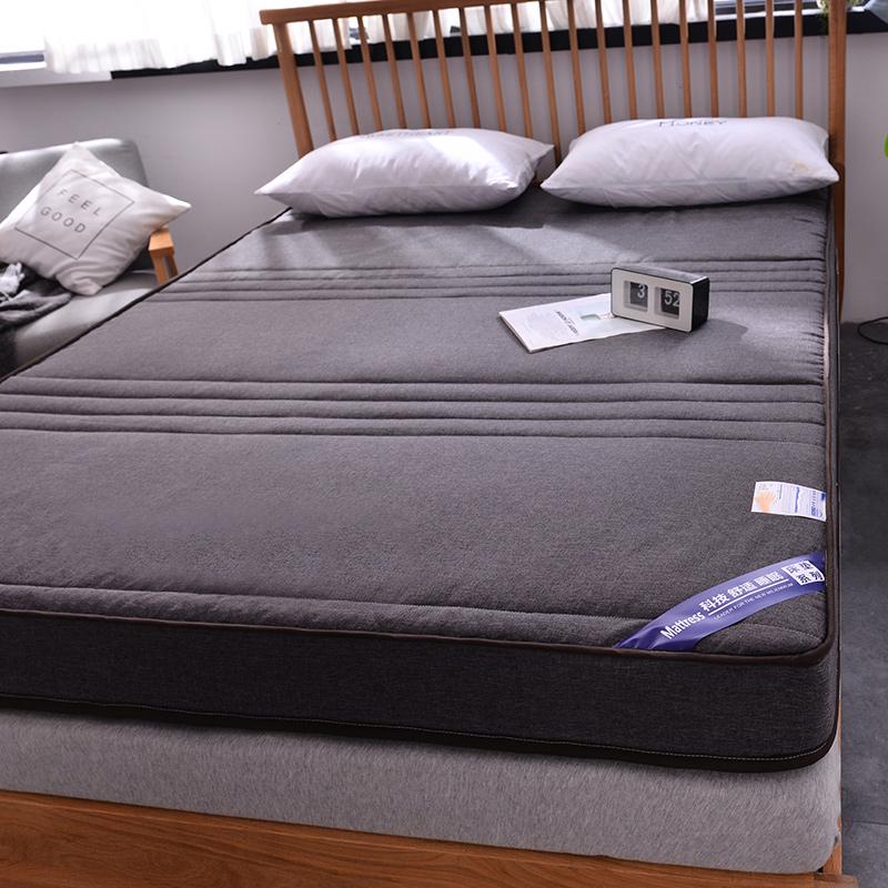 床垫软垫加厚海绵垫硬垫榻榻米床垫1.8m床褥子席梦思学生宿舍家用