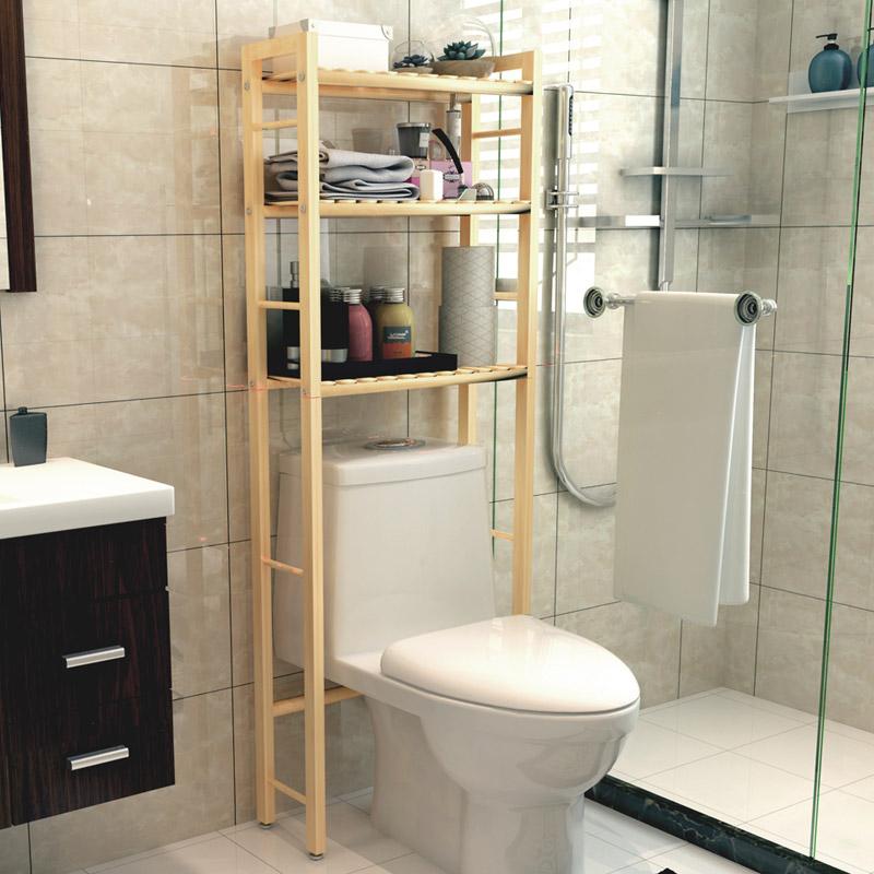 卫生间马桶架置物架日式洗衣机架落地多层浴室厕所多功能收纳架子