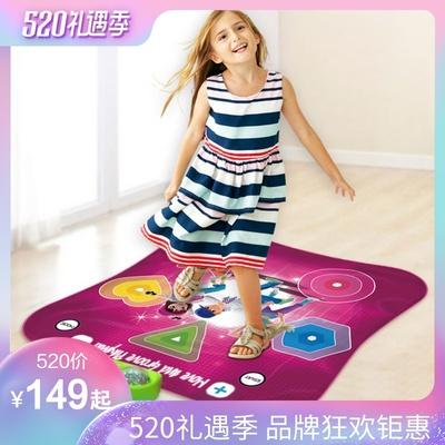 女宝宝幼儿童早教益智音乐跳舞毯女孩女童玩具生日礼物品1-3-6岁