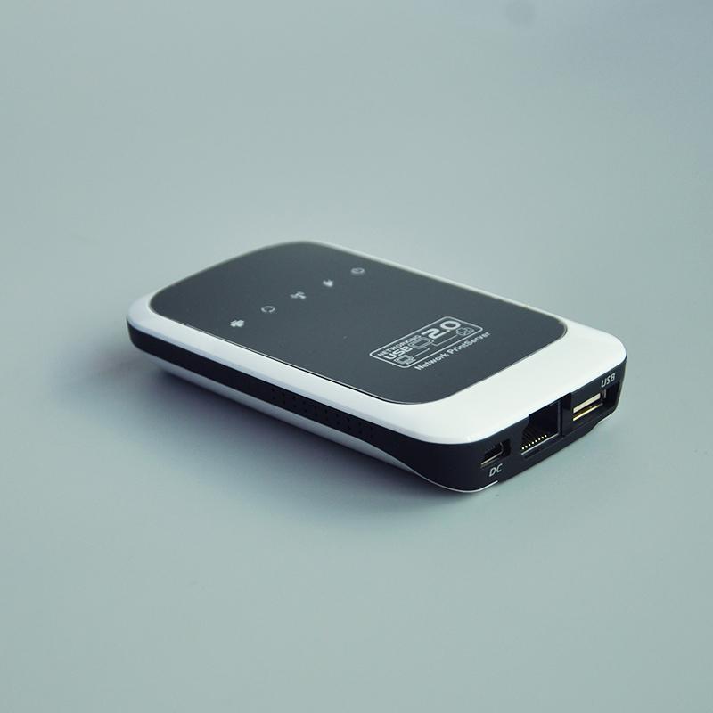 wisiyilink无线wifi打印服务器USB打印机网络共享器惠普1020 1007