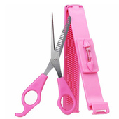 包邮 刘海神器平剪牙剪刀刘海夹 修剪刘海神器 美发工具 理发剪刀