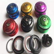 Mountain bike 44mm straight tube Palin bowl 44/56 42/52 spinal tube 50.6 small cone tube bearing bowl
