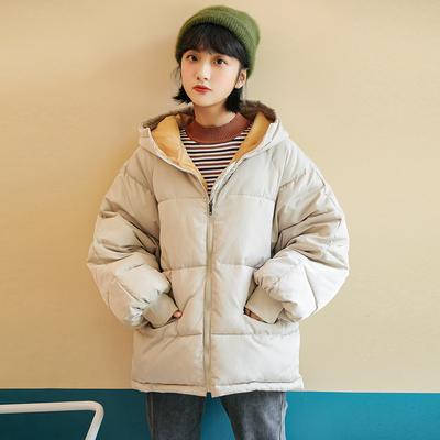 冬季女生棉袄
