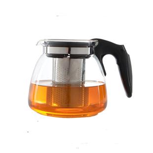 天天特价耐热玻璃红茶壶功夫泡茶具不锈钢过滤花茶壶飘逸杯冲茶器