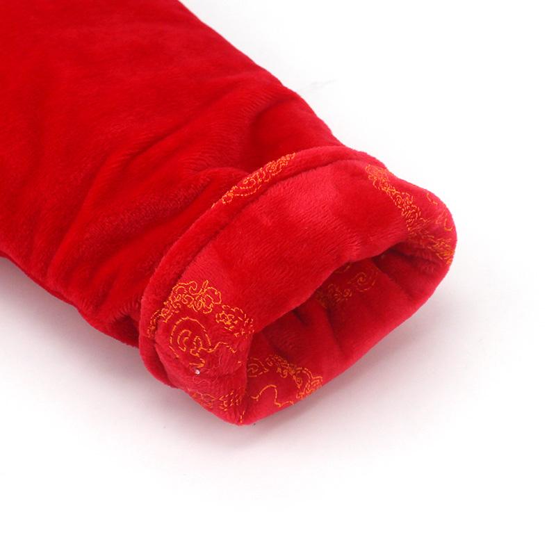 男女宝宝婴儿冬加厚保暖套装满月百周岁宝宝棉衣生日过年衣服唐装