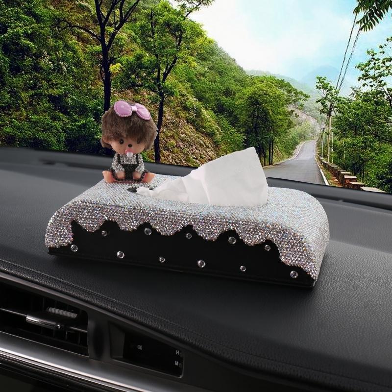 车用餐纸盒