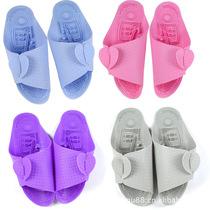 飞机拖鞋旅行揉按脚底酒店旅游凉鞋便携浴室防滑男女洗澡折叠拖鞋