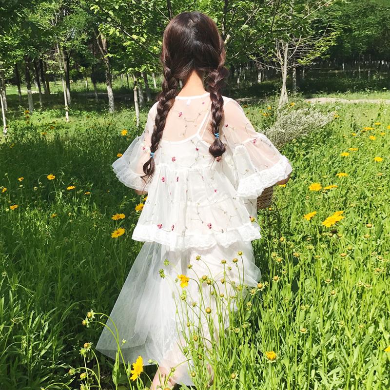 花朵裙打底裙