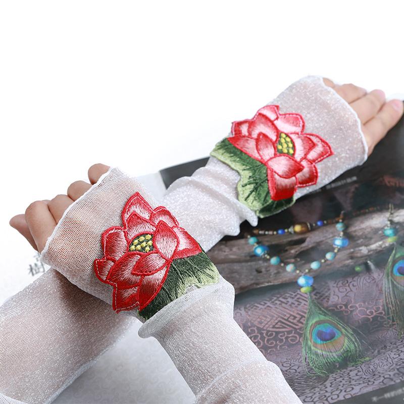 Женские перчатки без пальцев Артикул 589069395579