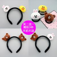 小熊发圈韩国