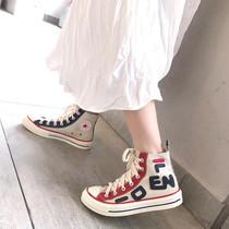 内增高时尚账动鞋女学生小新款鞋子女鞋休闲鞋韩版