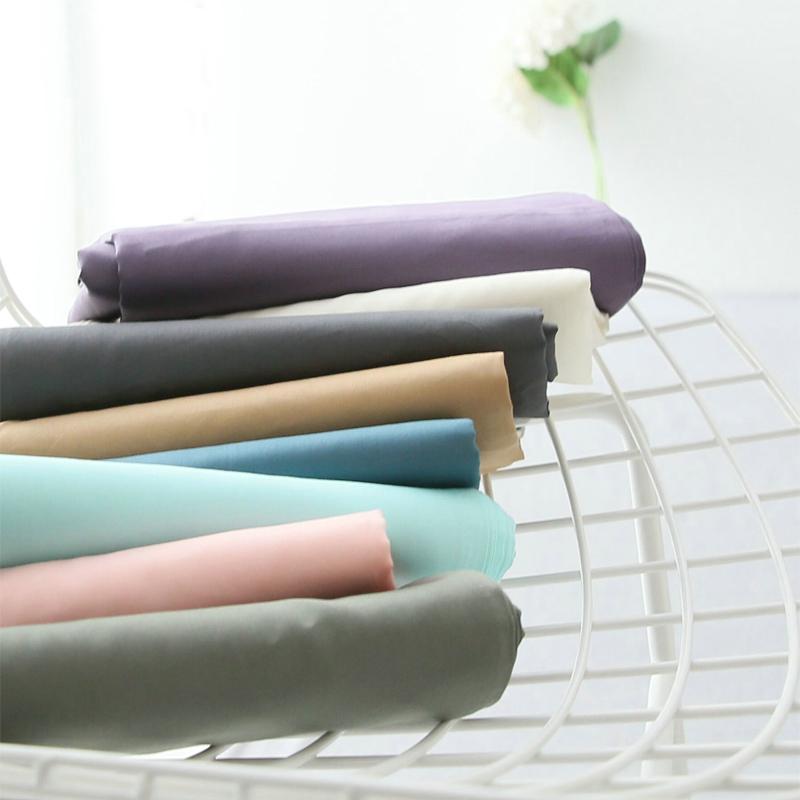 柔滑细腻60支300根贡缎长绒棉纯棉床单单件全棉床笠单人床双人