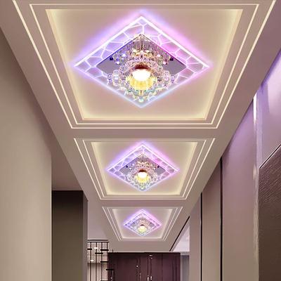 水晶门厅射灯