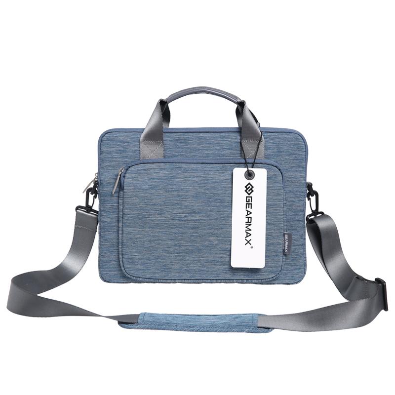 苹果戴尔笔记本电脑手提斜挎单肩包12macbook11air13/15寸pro145元优惠券