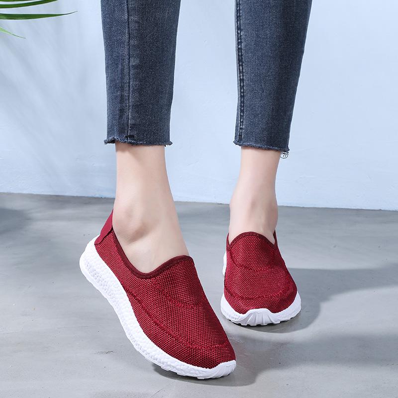 超轻老北京舒适鞋