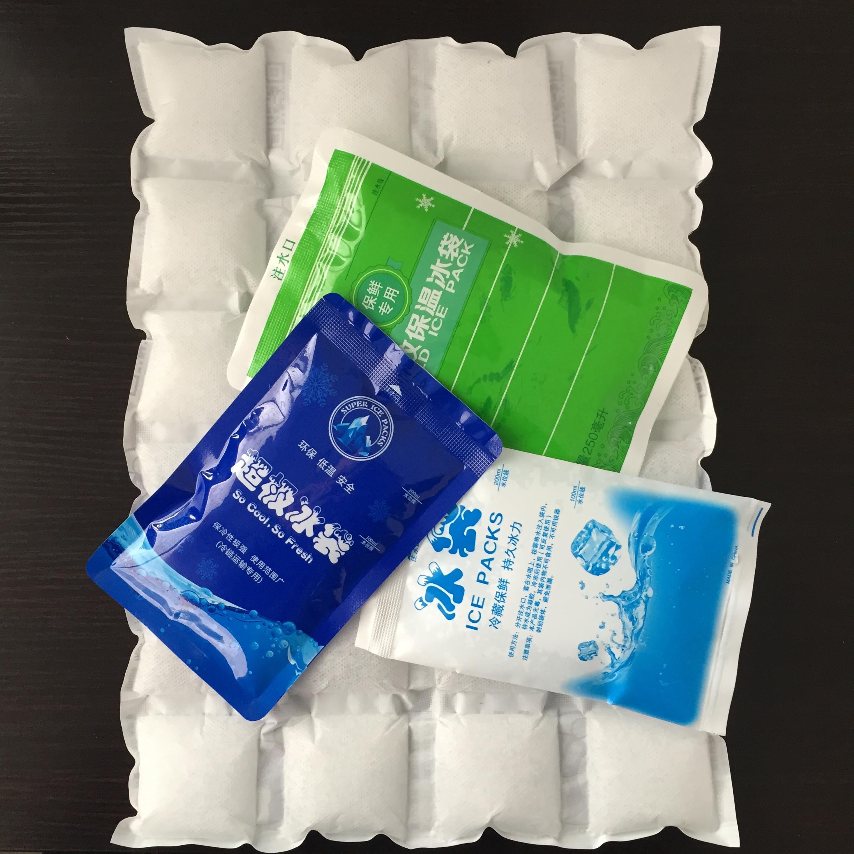 注水冰袋 反复 400ML冰袋保鲜冷藏海鲜水果食品水产快递 医药冷敷