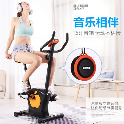 健身器材骑单车