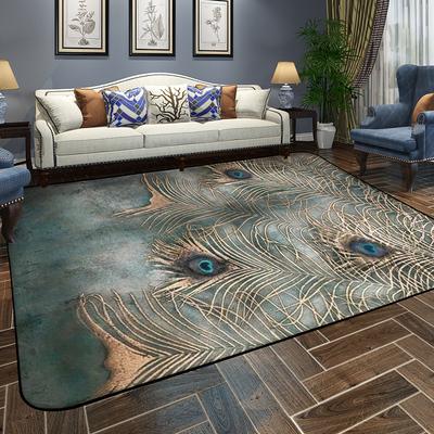 客厅地毯茶几毯欧式家用