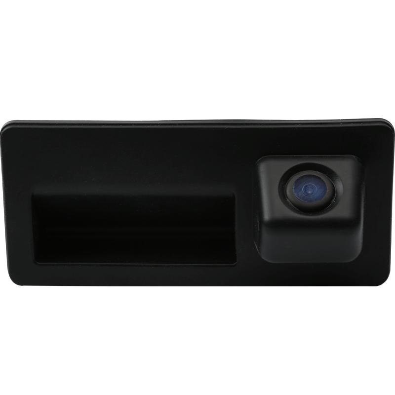大众拉手新朗逸plus原车屏MIB6.5升级轨迹扣手高清夜视倒车摄像头