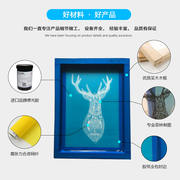 Screen printing screen making stencil custom ink printing plate stretch screen printing silk screen thick version of photosensitive adhesive template