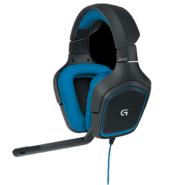 顺丰包邮 Logitech/罗技 游戏耳机麦克风 G430  7.1声道 杜比