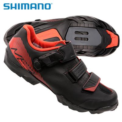 Shimano禧玛诺山地车锁鞋男女喜玛诺山地自行车骑行锁鞋ME3/M089
